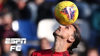 Zlatan Ibrahimovic addresses what AC Milan needed most - Gab Marcotti | Serie A