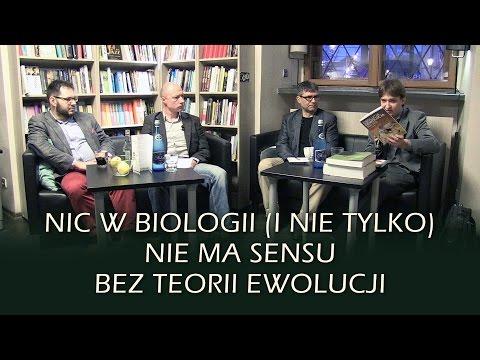 Nic w biologii (i nie tylko) nie ma sensu bez teorii ewolucji - dyskusja