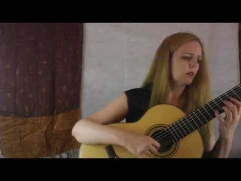 Heike Matthiesen plays Love Waltz by Ulrik Neumann