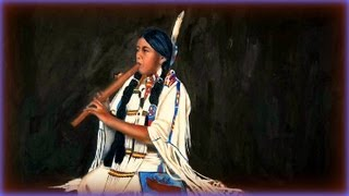 ❀ Native American Flute and Water Creek