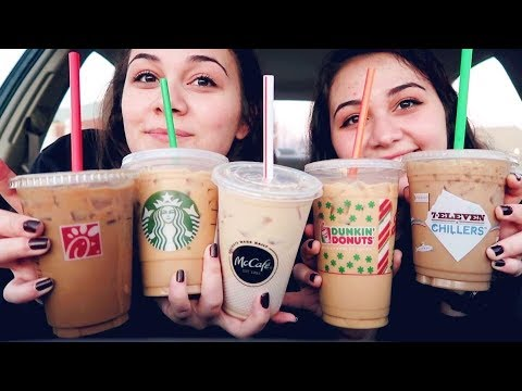 Ice Coffee Challenge!