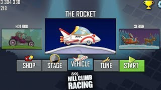 Gambar cover Hill Climb Racing - Rocket In Daily Challenges