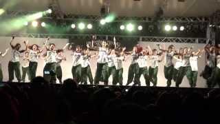 2013 三田祭 MARUYUKA Girls Hip Hop 【Dancing Crew Revolve】