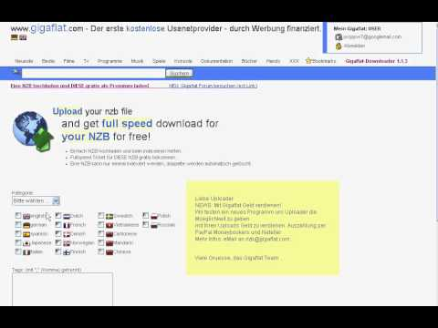 Usenet ebook search