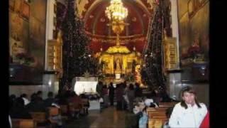 24 de Diciembre en Santa Rosa Xochiac EL ADORNO DE LOS ARBOLES DE NAVIDAD