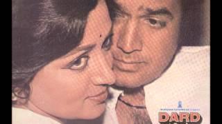 Kishore Kumar, Asha Bhosle - Pyar Ka Dard Hai - Dard