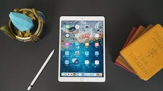 iPad Pro 10.5 Review - iOS 11