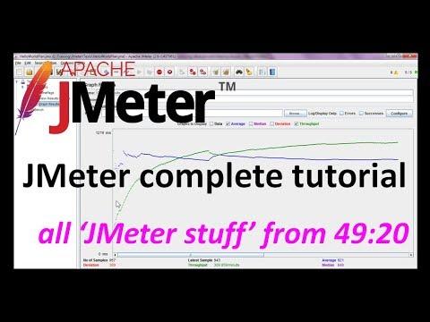 JMeter Load Testing Beginner tutorial