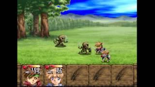 Albert Odyssey: Legend of Eldean Part #02 [Longplay] 1080p - Sega Saturn