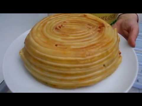 Timballo di pasta: cupola di ziti - Le ricette di zia Franca