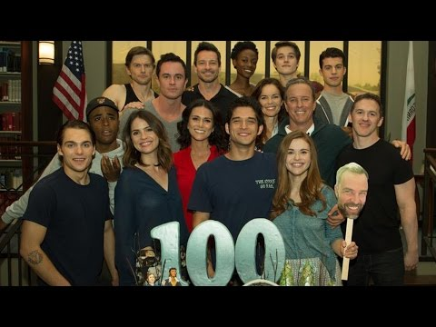 Teen Wolf Celebrates Filming 100th & FINAL Episode, But Where's Dylan O'Brien?