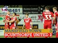 📺 Match Action: 2018-19: Checkatrade Trophy: Mansfield Town 3-2 Iron
