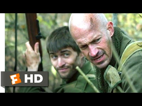Operation Dunkirk (2017) - Big Bald Bastard Scene (7/10) | Movieclips