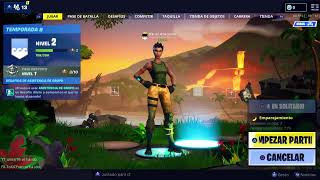 in Search of People for the RK Clan Competitive Private Games #Fortnite-Chile