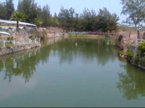Balneario las tinajitas aguas termales youtube - Balneario de la alameda ...