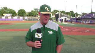Baseball Postgame Interview: James Madison (CAA Tournament)
