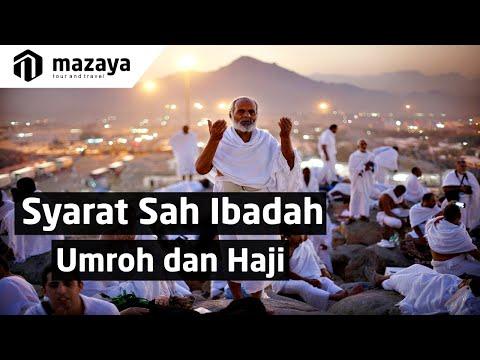 Ibadah haji dalam pelaksanaannya tidak hanya menuntut bekal materi dan fisik, tetapi pula bekal ilmu.
