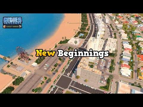 new-beginnings---realistic-city-layout-|-cities:-skylines-|-basic-mods-|-ep.-1
