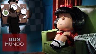 Mafalda: el personaje más querido de Quino cumple 50 años - BBC Mundo