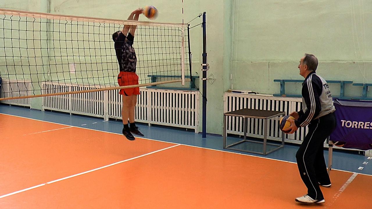 Волейбол. Обучение. Блок. Для начинающих