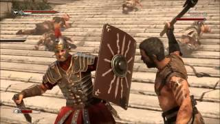 """""""Ryse, Shoutout, Gompers, and recording PS4"""" (Ryse: Son of Rome)"""