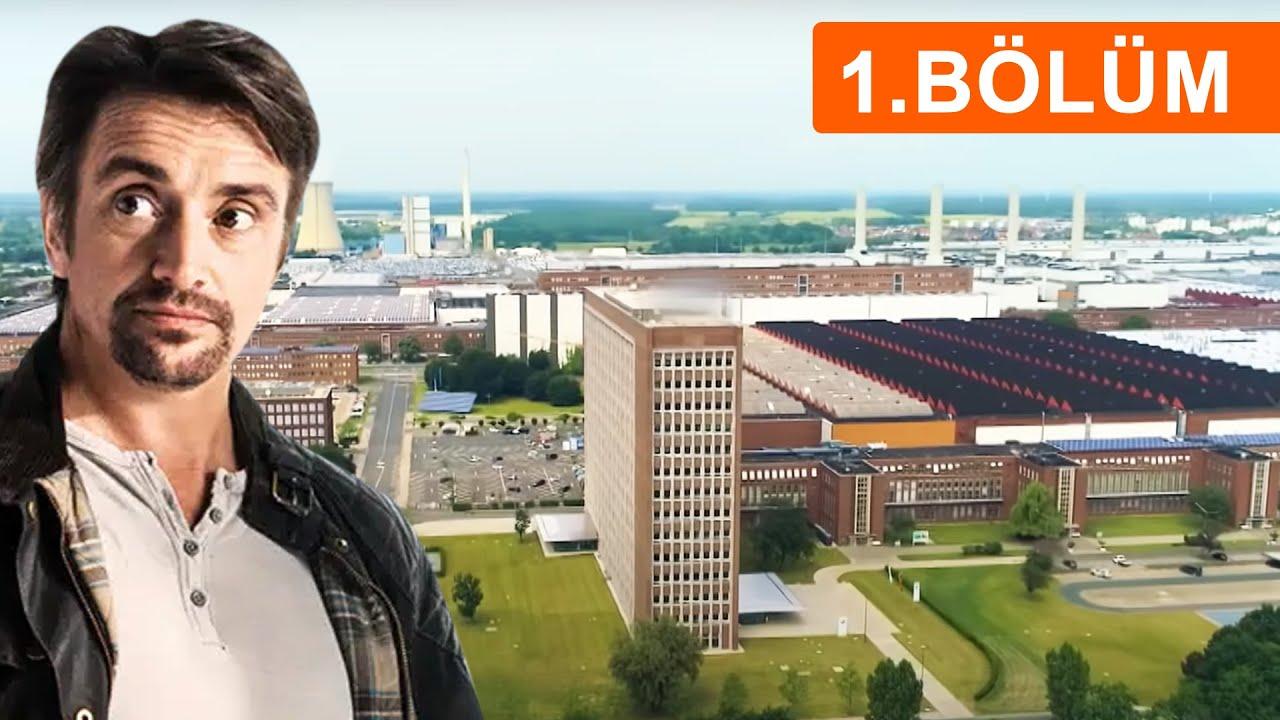 Dünyanın En Büyük Araba Fabrikası - Richard Hammond ile Dev Yapılar   1.Bölüm