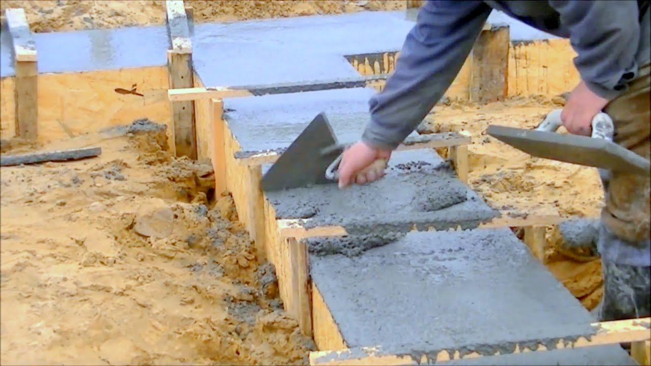 Construction dune maison unifamiliale full hd 4ème épisode fondations