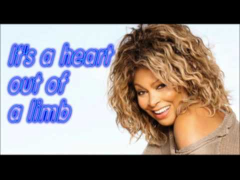 Tina Turner foreign affair karaoke