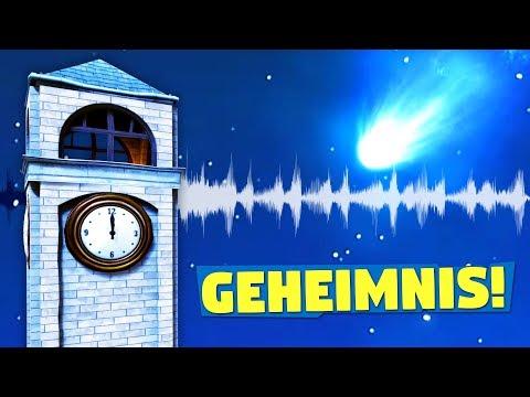 GEHEIME NACHRICHT im METEOR SOUND! | Fortnite Battle Royale