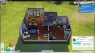 The Sims 4 #3 Повышение и отгул.