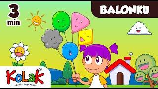 Lagu Anak Indonesia | BALONKU