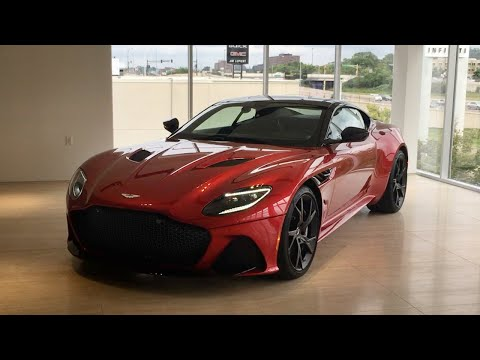 The 2019 Aston Martin DBS Superleggera Revealed!!!