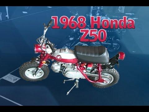 Clymer Manuals 1968 Honda Z50 Monkey Bike Vintage Classic Retro. Clymer Manuals 1968 Honda Z50 Monkey Bike Vintage Classic Retro Restored Manual Video. Honda. 1978 Honda Z50 Wiring Diagram At Scoala.co