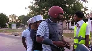 SHARO MBWEMBWE AKAMATWA NA POLISI