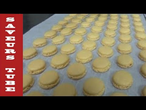 How to make Macarons with TV Chef Julien Picamil from Saveurs Dartmouth UK