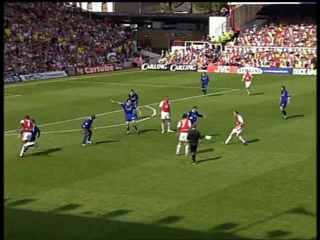 The Invincibles Arsenal 2003 04 Analysis 2 Were Arsenal A One Man Team Football Performance Analysis