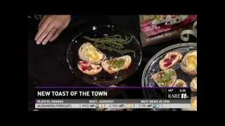 New Toast of the Town (11/4/14 on KARE 11)
