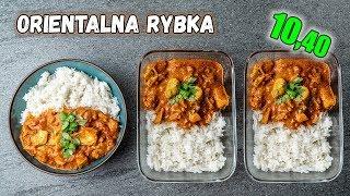 Rybne curry takie, że zaczniesz jeść ryby częściej - 730 kcal