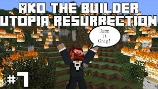 Utopia³ Resurrection Episode 7 - Adding More Farms, Remote Power & Oil Tanker Start