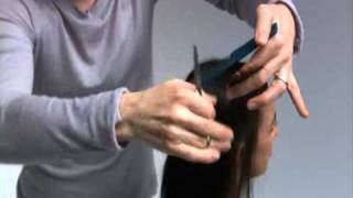 Free Hairdressing Tutorial Video - Hair Cutting Free Video Part 2 / 2(Saco Hair brings to you a FREE tutorial of our Foundations DVDs. Square Hair Cut - part 2 / 2 Watch more FREE and MEMBER videos at ..., 2011-10-24T00:59:47.000Z)
