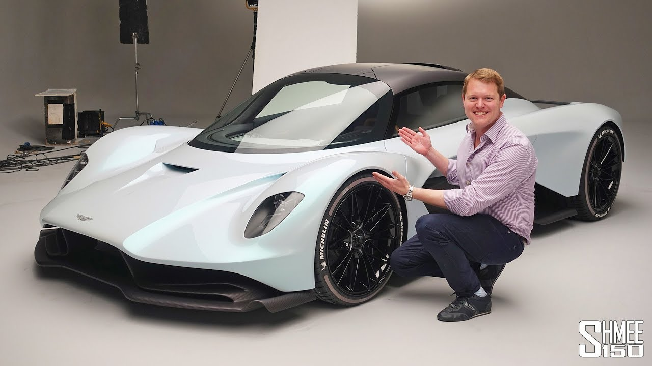 The New 1m Aston Martin Am Rb 003 Hypercar First Look Youtube
