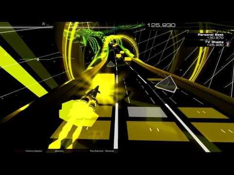 Sickick - No Games (Audiosurf 2)
