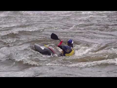 Whirlpool Mission (Kayaking Giant Whirlpools)