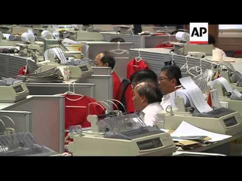 Hang Seng drops 3.1 percent amid US recession fears