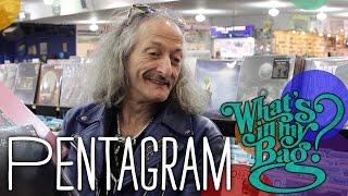 Pentagram - What's in My Bag?