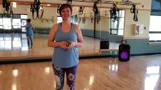 Courtenay Recreation - NIA class with Ann Marie