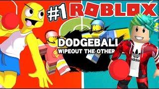 Batalla de Pelotas en Roblox | Juego de Pelotas | Juegos Roblox Karim Juega
