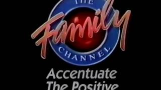 The Family Channel promo, 1991