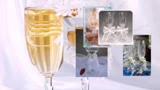 видео Бокалы к юбилею на свадьбу