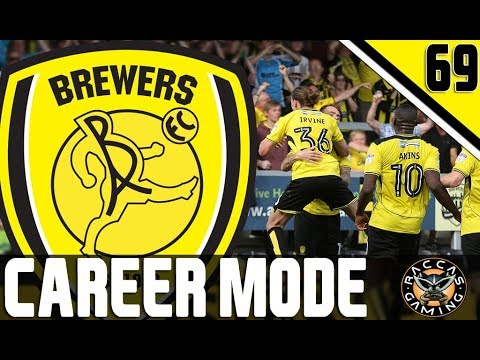 LIVE!!! FIFA 17 BURTON ALBION Career Mode #69 @RaccasGaming